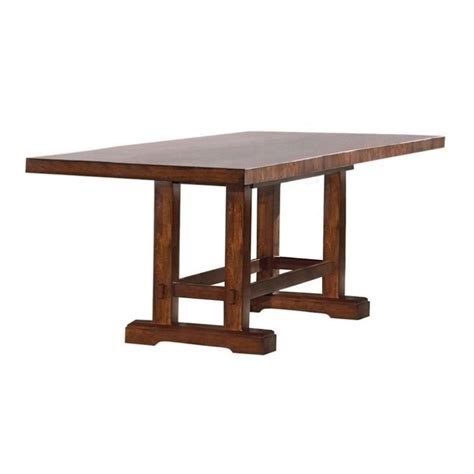 Silver Dining Tables Steve Silver Company Zappa Counter Height Dining Table Zp550pt