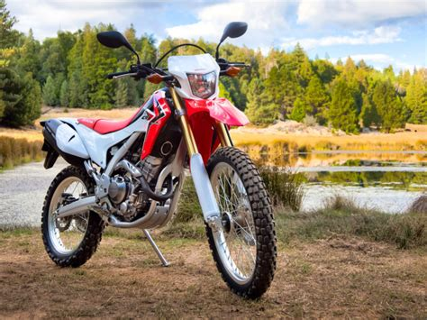 are motocross bikes street legal honda s cfr 250l does it all there is no doubt that honda