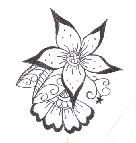 easy floral designs henna flower 2 by komekoro d3fg6s4 henna designs ideas