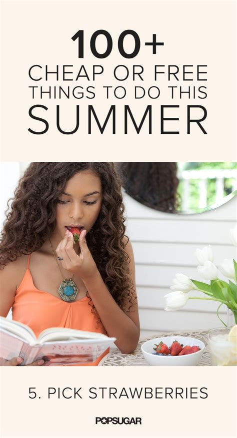 5 Things And Cheap by 100 Cheap Or Free Things To Do This Summer