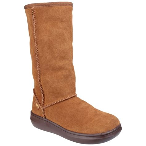 rocket boots rocket sugardaddy pull on boot s chestnut boots