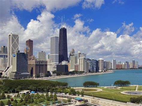 chicago il the gold coast of chicago illinois wallpapers hd wallpapers