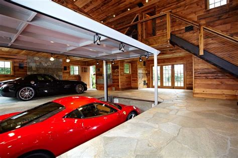renovating a cer ultimate cave and sports car showcase traditional garage new york by tr building