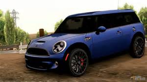 Mini Cooper Sa Mini Cooper Clubman Jcw 2011 For Gta San Andreas
