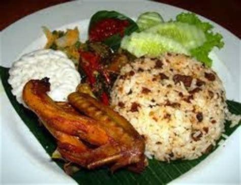 makanan unik khas kota bandung