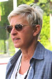 how to get degeneres s haircut just like us with no makeup