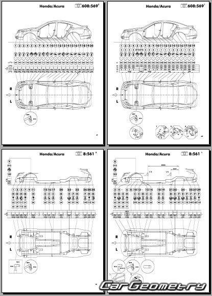 service manual 2009 acura tl engine workshop manual 2009 acura tl repair manual cardtopp контрольные размеры кузова acura tl 2009 2013 body repair manual