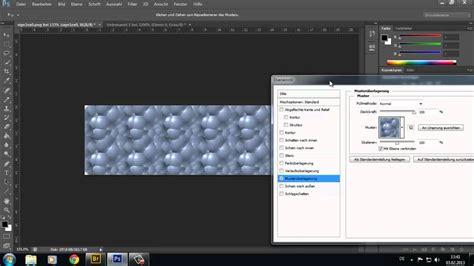 tutorial for adobe photoshop cs6 adobe photoshop cs6 muster funktion nutzen erstellen