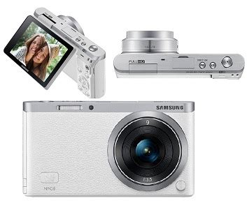 Kamera Samsung Nx Mini kamera selfie samsung nx mini