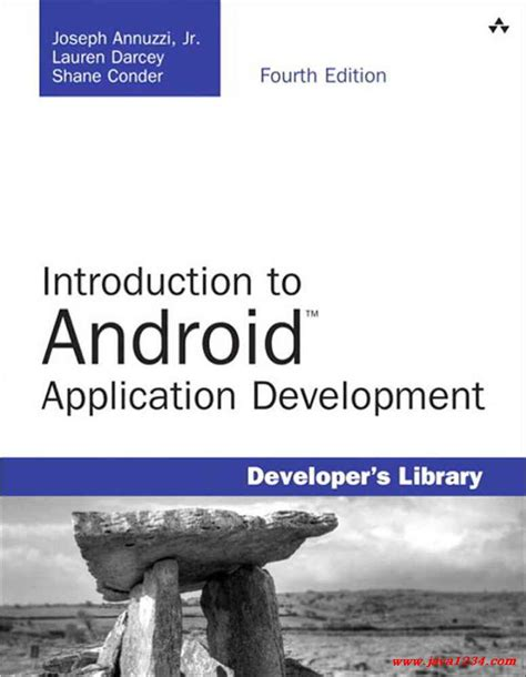 android development pdf introduction to android application development pdf 下载 java知识分享网 免费java资源下载