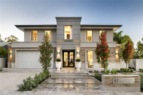 the toorak display home applecross perth display home