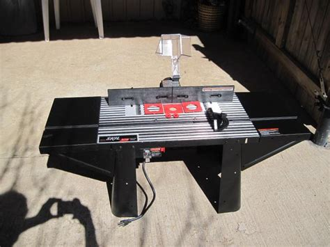 skil router table nex tech classifieds