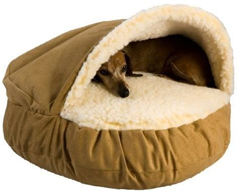 Enclosed Pet Bed by Looking For A Cave Bed We 5 Of The Best