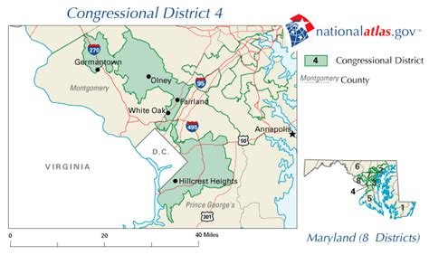 maryland map congressional districts maryland congressional district 4 map and 112th congress