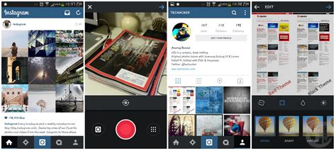 instagram app for android free record and on android or iphone with these 5 free apps techacker