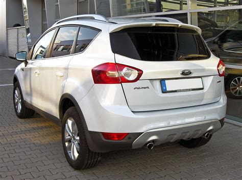 2009 ford kuga dimensions autos classic