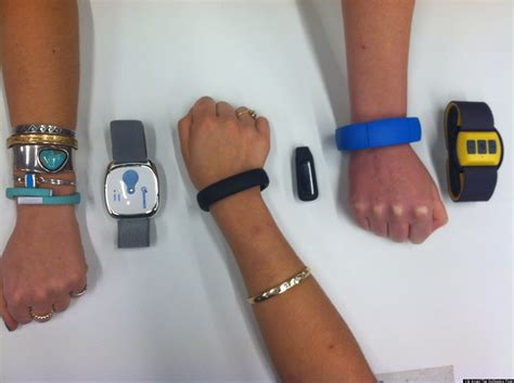 best fitness trackers what should you try huffpost
