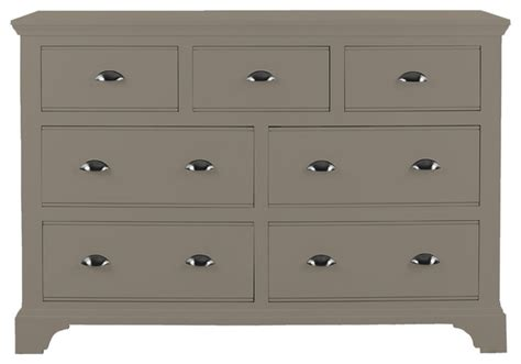 Painting Bedroom Furniture Gray Downton Bedroom Furniture Chest 4 3 Drawers In Grey
