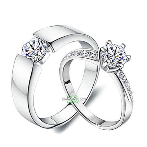 Cincin Kawin Emas Putih R1772 Model Cincin Emas Putih Indobeta