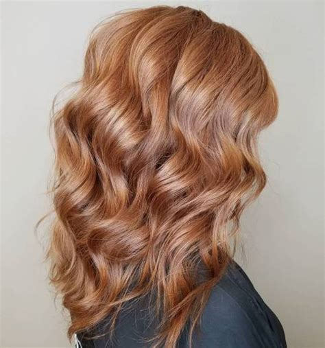 best shades of strawberry blonde warm strawberry blonde hair color pictures