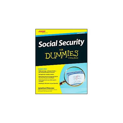 social security for dummies for dummies pa target
