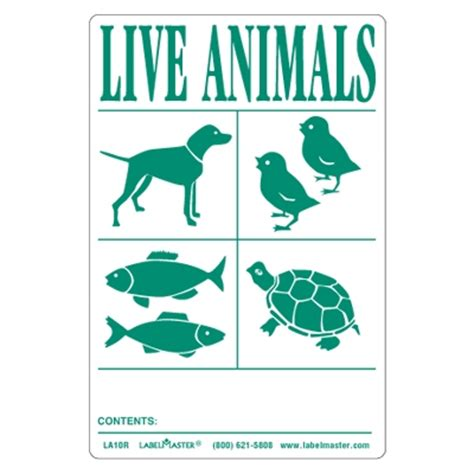 printable live animal stickers live animals