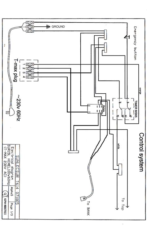 sun industries tanning bed wiring diagram 41 wiring