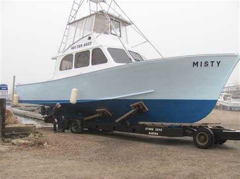 rhode island charter boats about ri sportfishing charter boat misty
