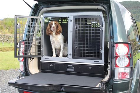 b12 for dogs b12 tl1 cage storage drawer land rover discovery transk9
