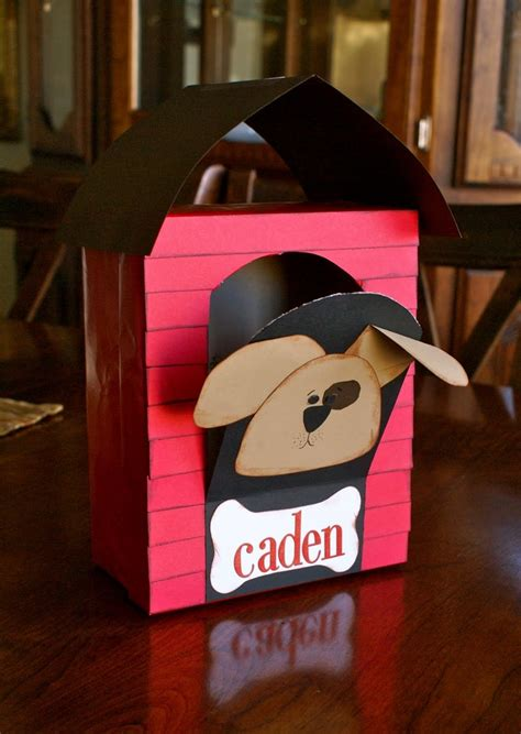 dog house valentine box 93 best images about valentines day card holders on pinterest valentine day cards