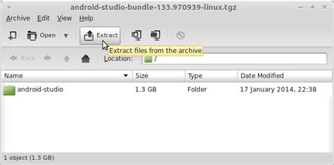 android studio terminal tutorial how to install android studio ide on fedora linux easy guide
