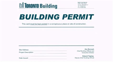 building permit template building permit template pictures to pin on