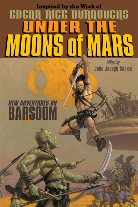 swords against the moon the adventures of edgar rice burroughs series volume 6 books podcast returns to barsoom in sci fi