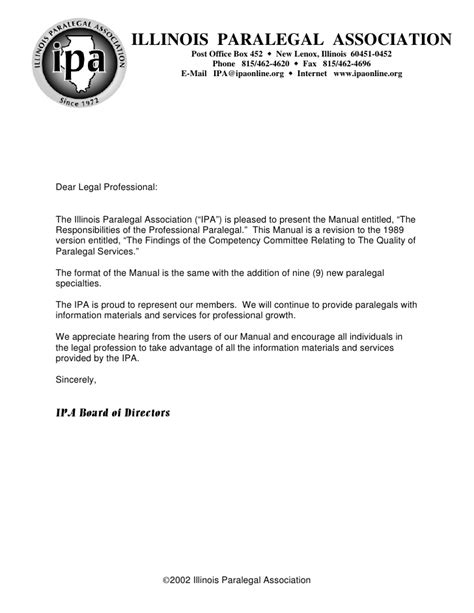 Response Letter To Garnishment Responsibilities Of The Professional Paralegal