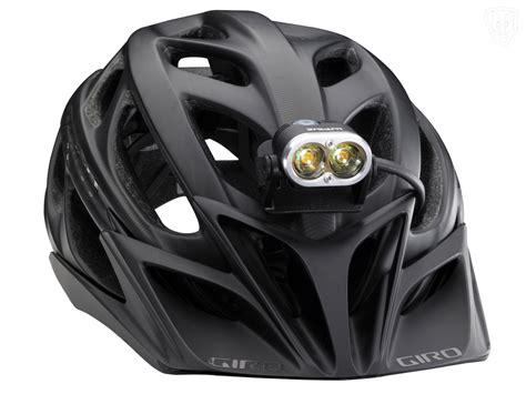new from lupine piko 3 light weight helmet light bikerumor