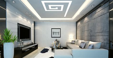 excellent false ceiling designs for living room india 23