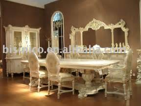 Luxury Dining Room Set by Bisini European Style Luxury Dining Room Set Dining Room