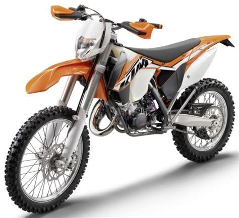 125ccm Motorrad Unterhaltungskosten by Ktm Exc 125 2014 Orange
