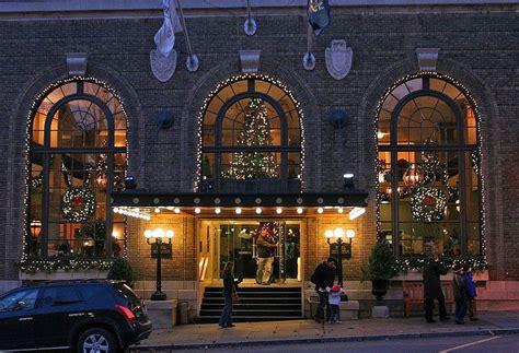 bethlehem pennsylvania lights hotel bethlehem historic hotel bethlehem at