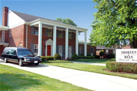 shorten funeral home ohio oh funeral