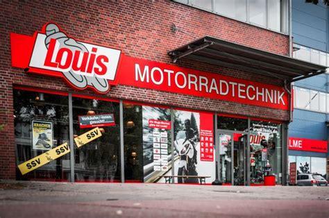 Louis Motorrad Landshut by Louis Megashop Hamburg Stellingen Louis Motorrad Freizeit