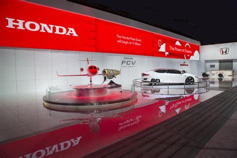 american honda motor co honda kicks off year of honda innovations at 2015 north