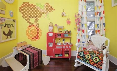 deko ideen fürs kinderzimmer schlafzimmer gestalten in grau