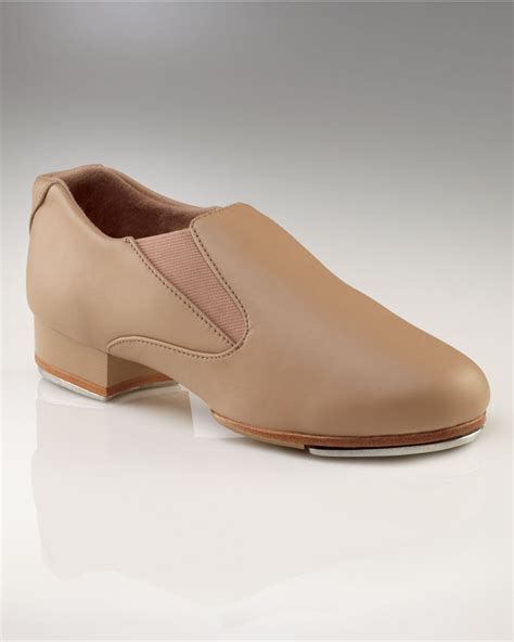 capezio riff slip on tap shoe cg18