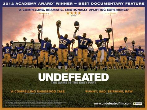 undefeated books an exclusive clip from oscar winning documentary