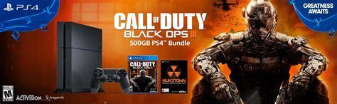 Bd Ps4 Call Of Duty Black Ops 3 Blackops 3 Bo 4 new sony playstation 4 call of duty black ops iii 3 500gb