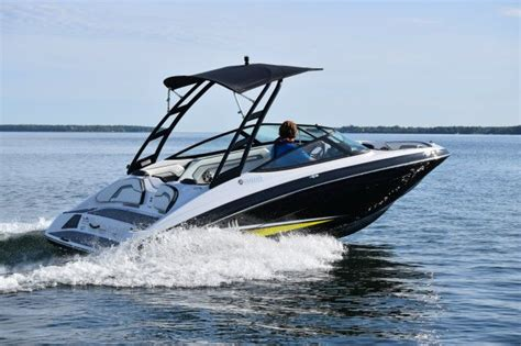 yamaha boats test 2017 yamaha ar195 tested reviewed on us boat test