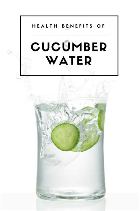 Detox Water Lemon Cucumber Side Effects by 12 Cucumber Water Health Benefits Benefits Of Cucumber Water