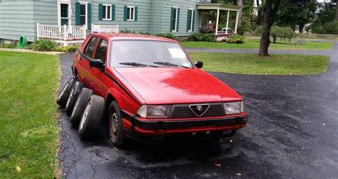 1987 Alfa Romeo by Barn Rot 1987 Alfa Romeo