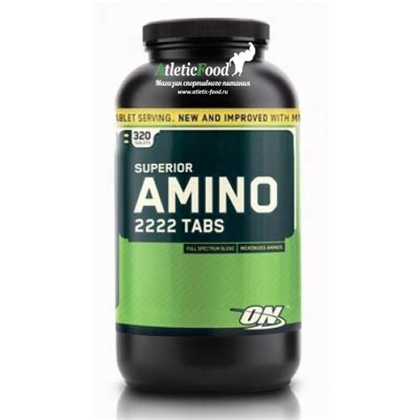 Amino On 2222 320 Tabs On Amino optimum nutrition superior amino 2222 tabs 320 таблеток купить недорого цена от 1358